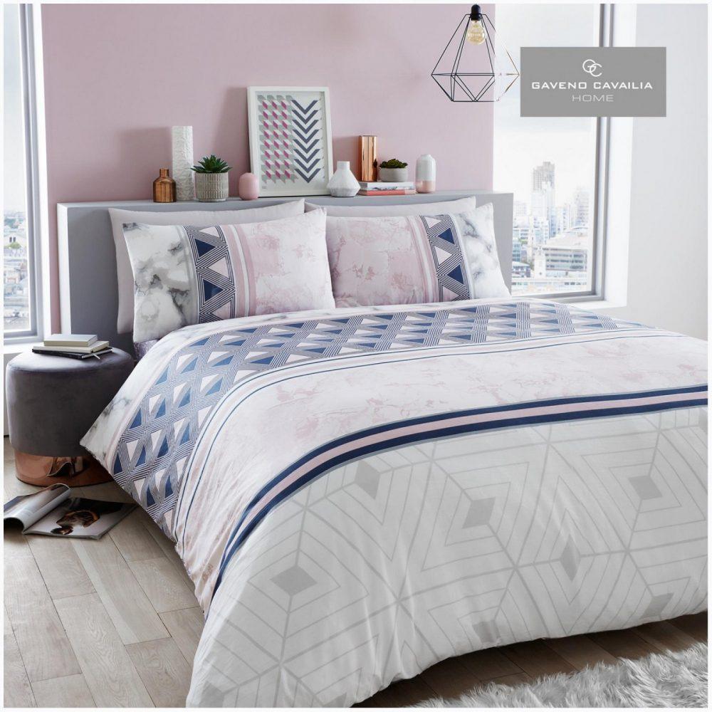 11359111 printed duvet set marble stripe double pink 1 1