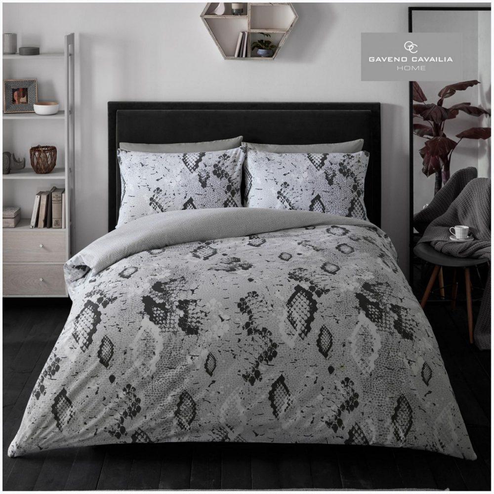 11359296 printed duvet set snake skin double grey 1 2