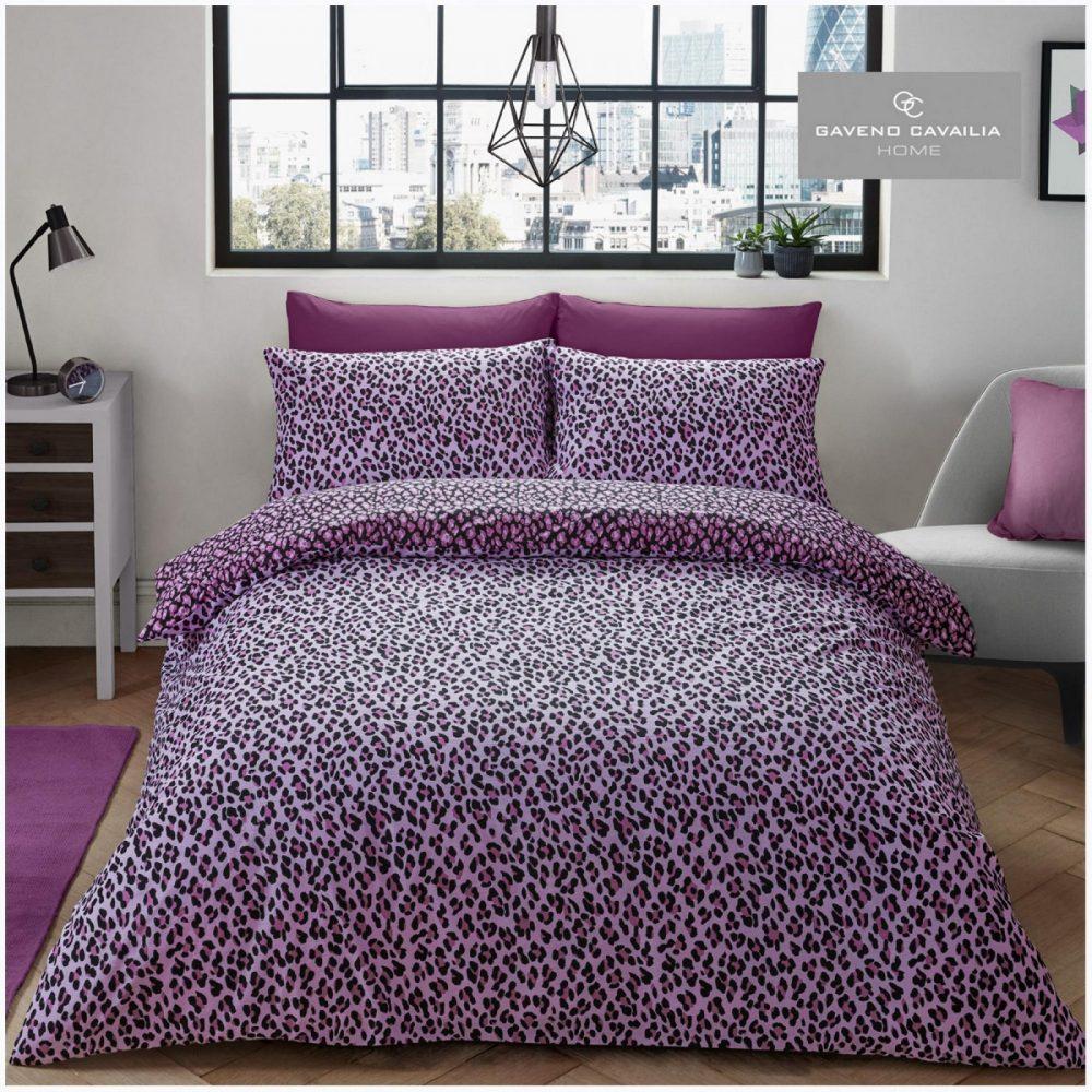 11359449 printed duvet set leopard skin double pink 1 1