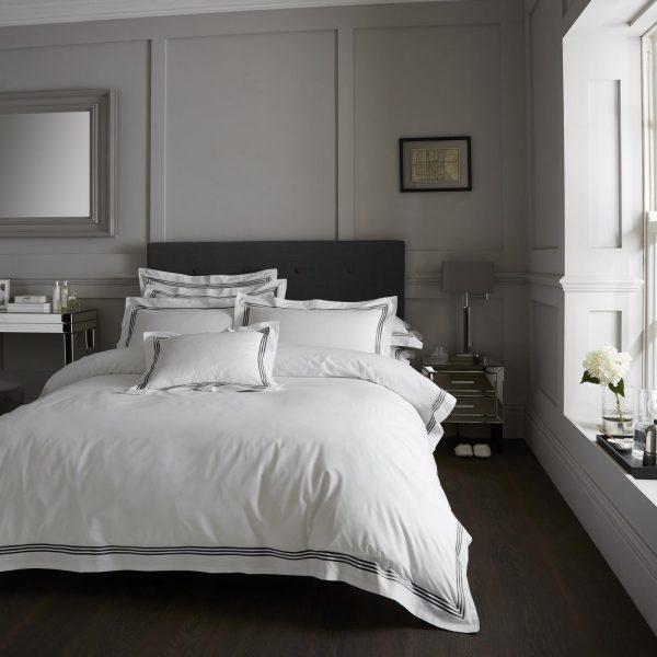 11360735 hotel collection duvet set devore double white black 1 2