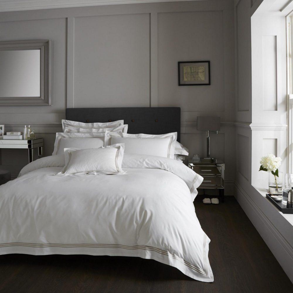 11360810 hotel collection duvet set devore double white latte 1 2