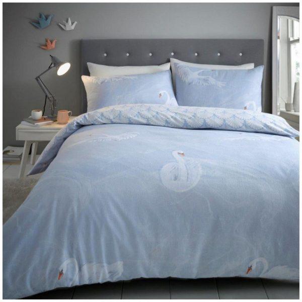 11367222 flannel duvet set marble swan double blue 1 2