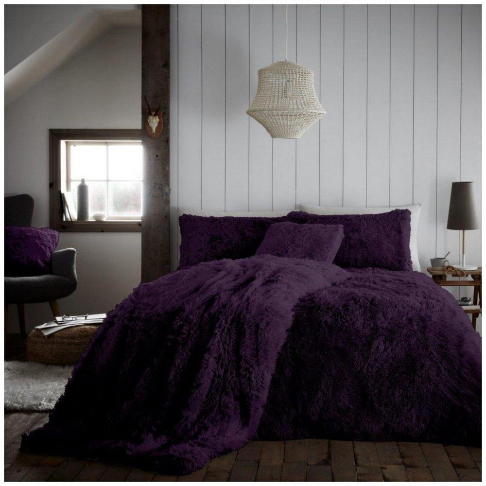11368502 hugg snug duvet set double purple 1 2