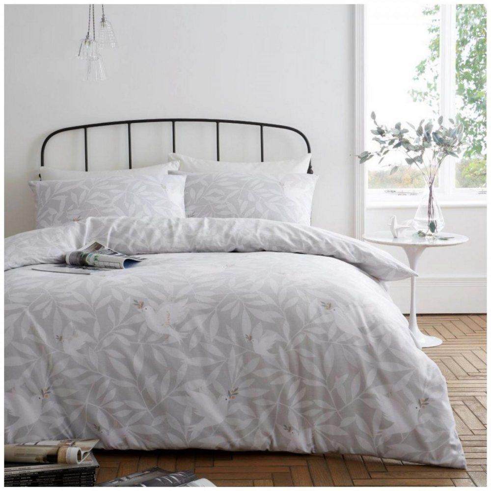 11368724 flannel duvet set doves double grey 1 2