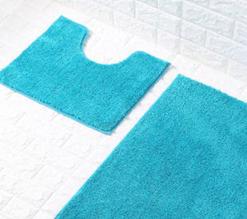 Bath Mat Set Linen