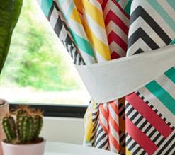 Cactus Curtain