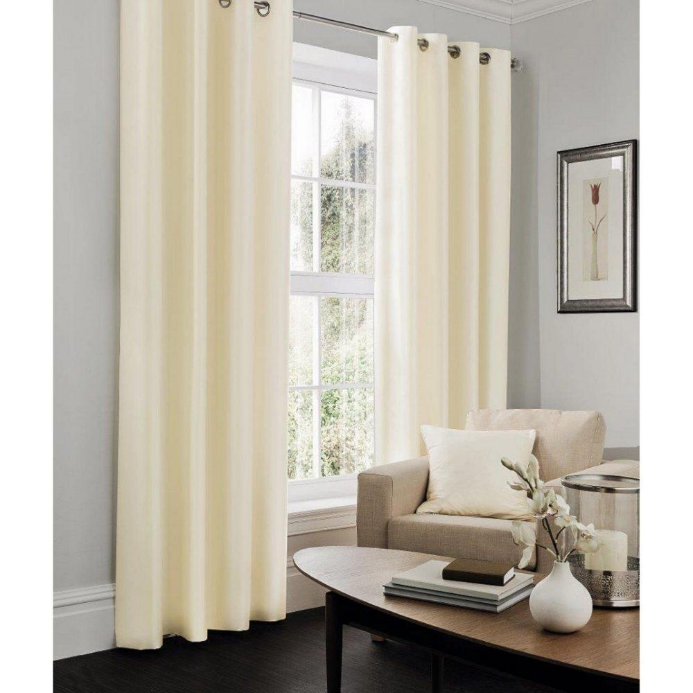 31069218 faux silk c cover 45x45 cream 1 2