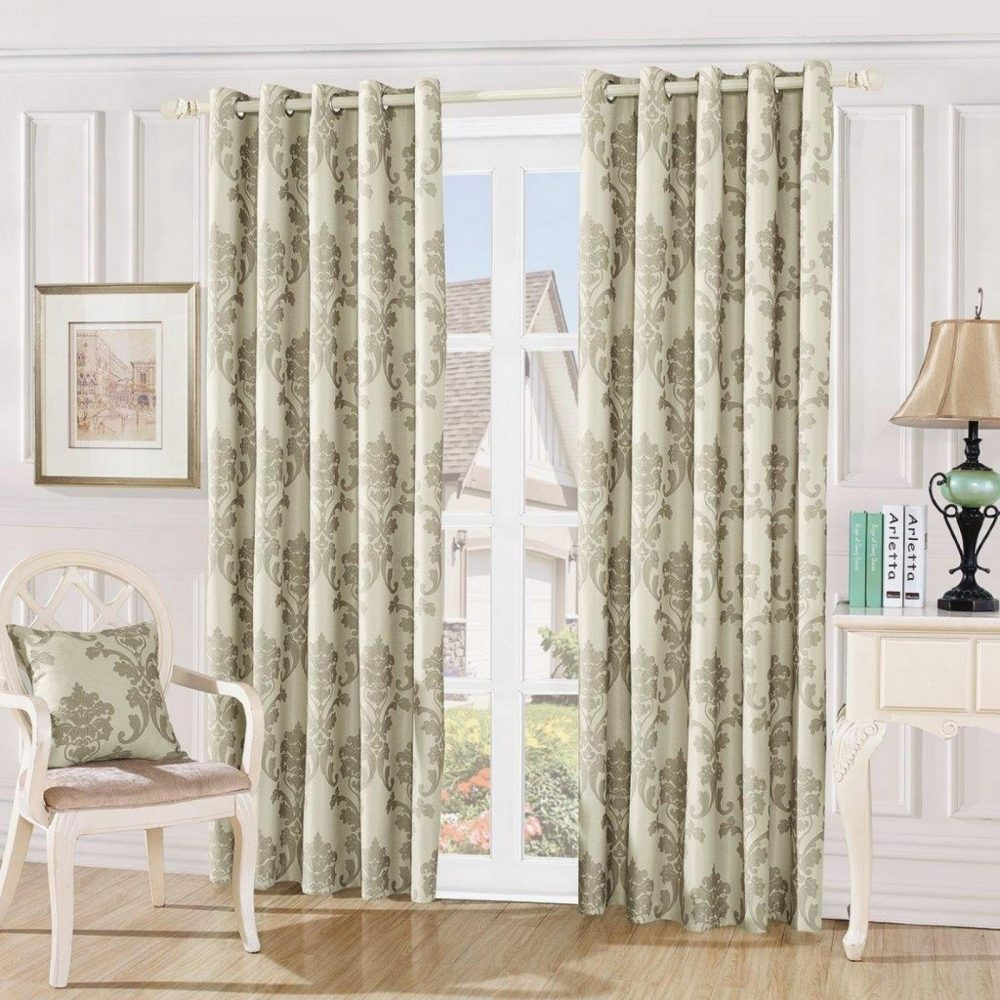 31087441 damask embossed curtains 66x72 mink 1 3