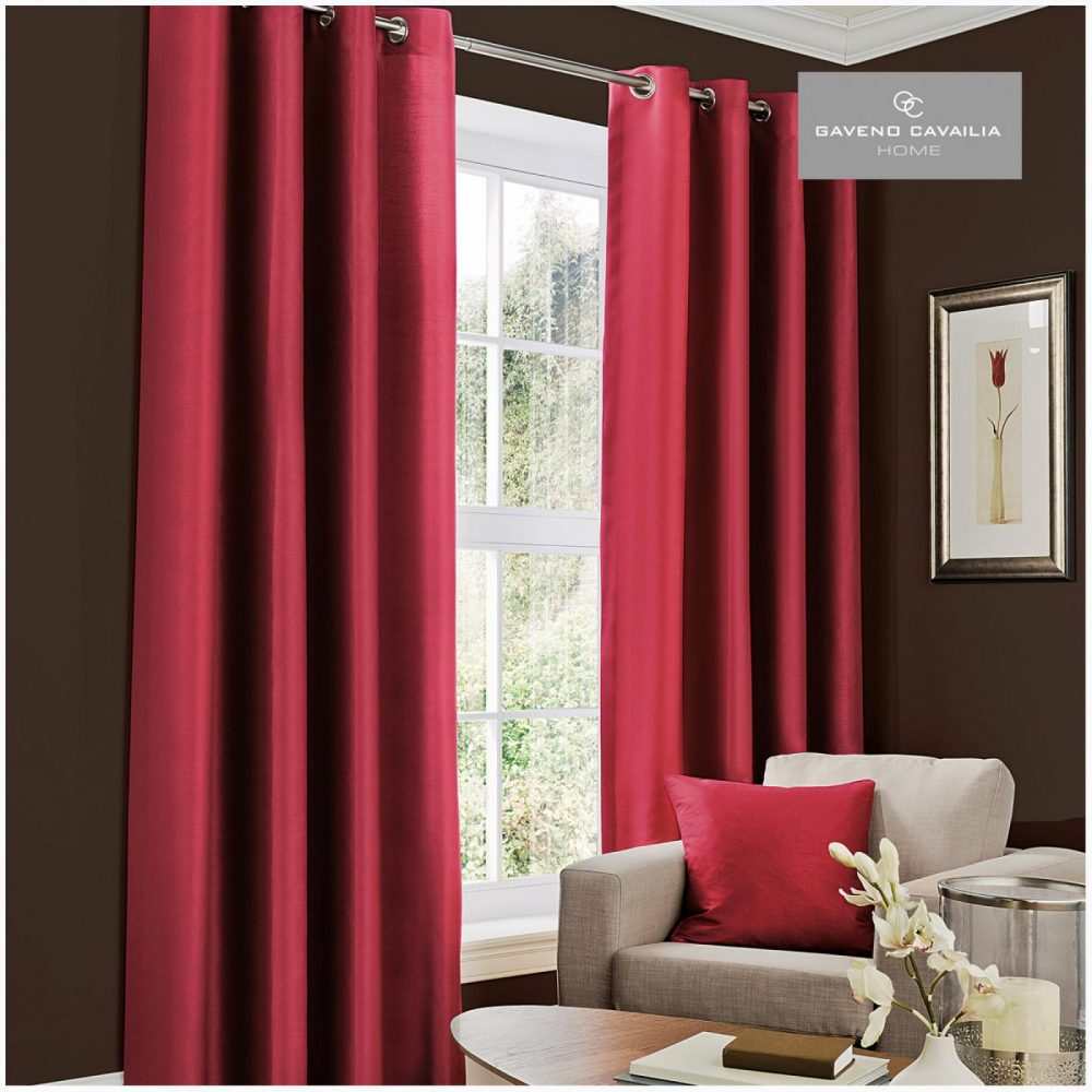 31100003 faux silk eyelet curtains 66x54 fuchsia 1 2