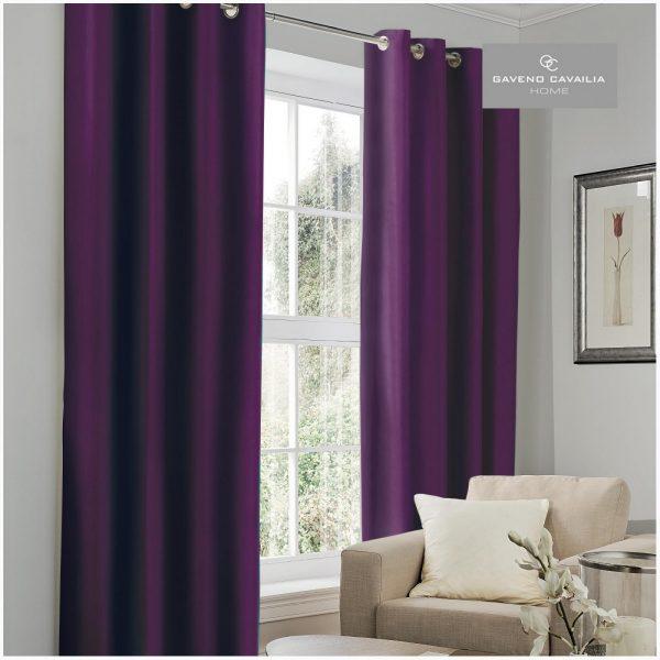 31114352 blackout curtain 66x54 aubergine 1 2