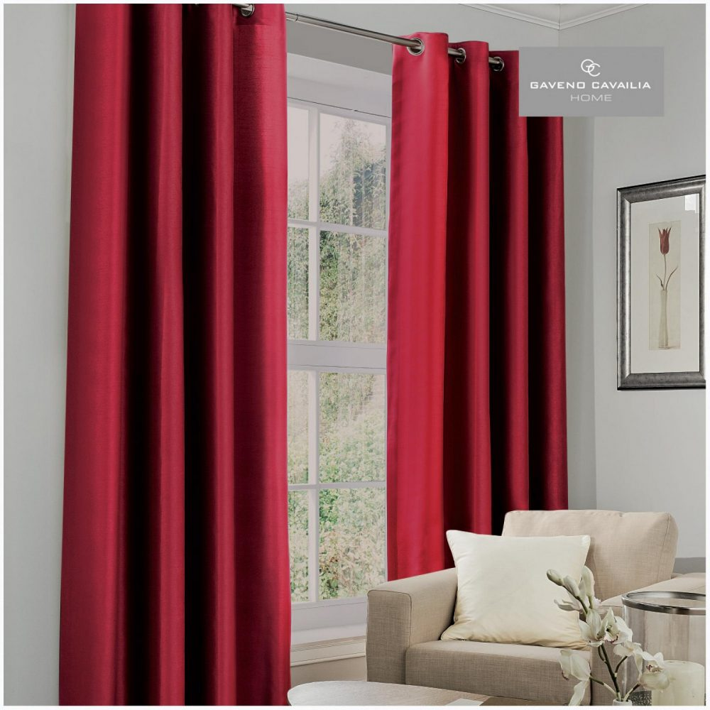 31114406 blackout curtain 66x54 deep red 1 3