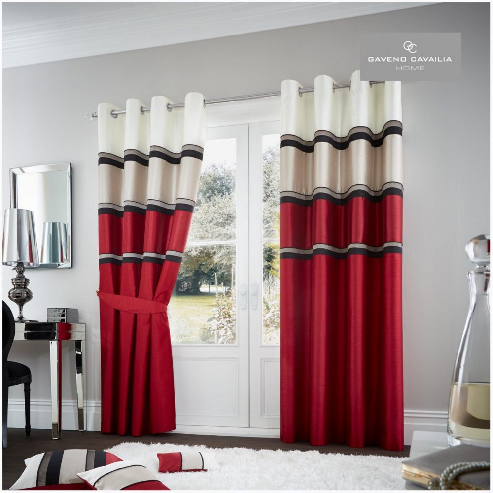31123927 panama curtain 66x72 red 1 1