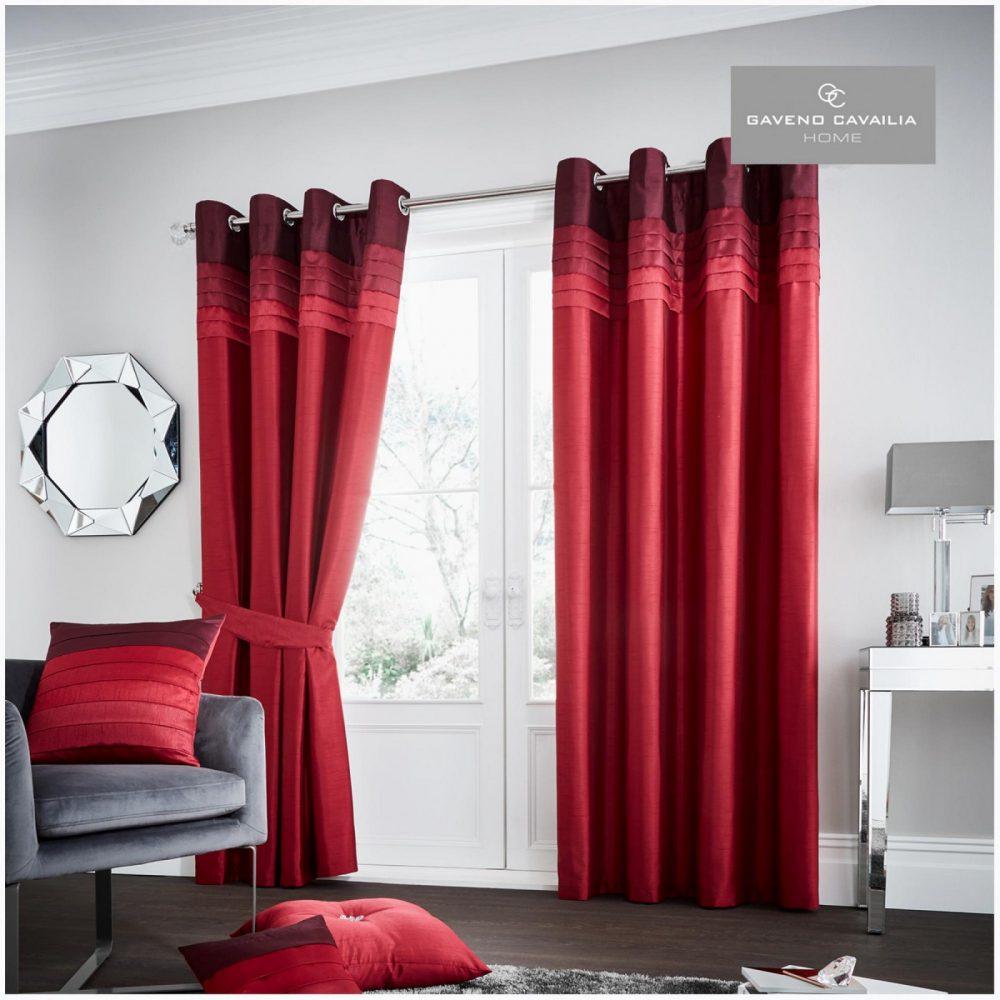 31124443 la moda curtain 66x72 red 1 1