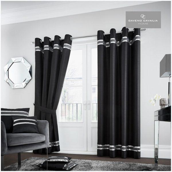 31125457 diva curtain 55x90 black 1 2