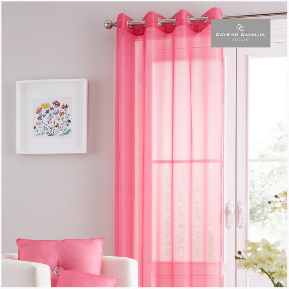 31125747 swiss v pile panel curtain 55x90 fuchsia 1 1