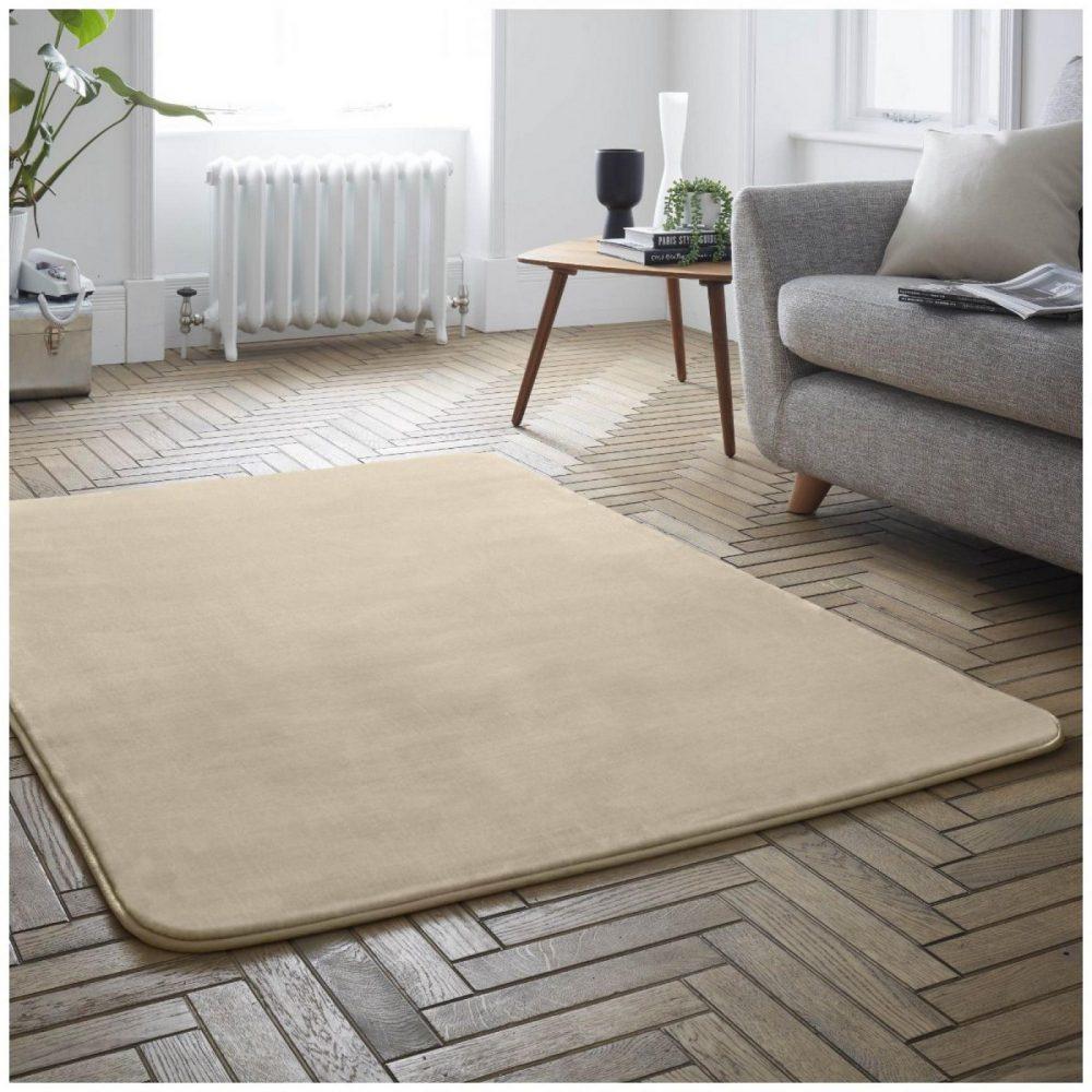 31136460 velvet touch rugs 100x150 cream 6460 1 1