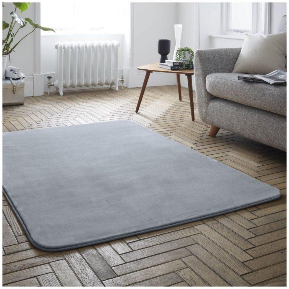 31136484 velvet touch rugs 100x150 silver 6484 1 1