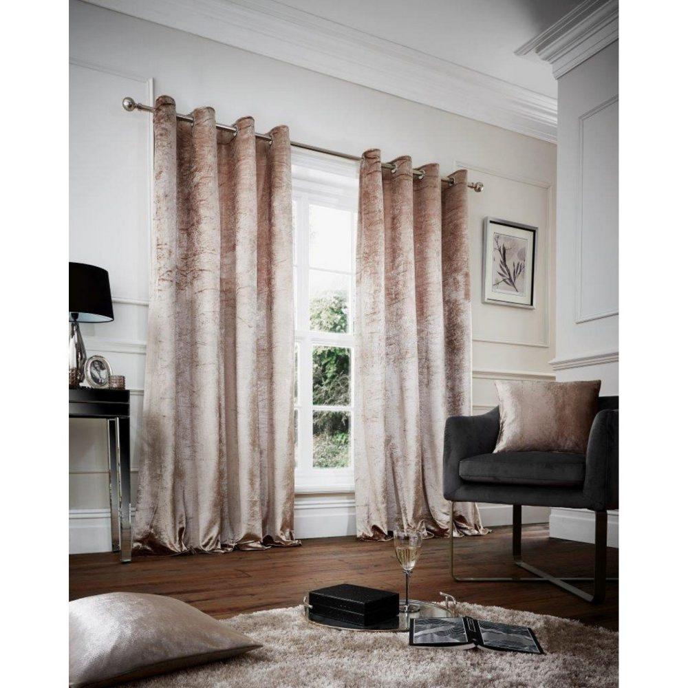 31148951 velvet cushion cover 45x45 champagne 1 2