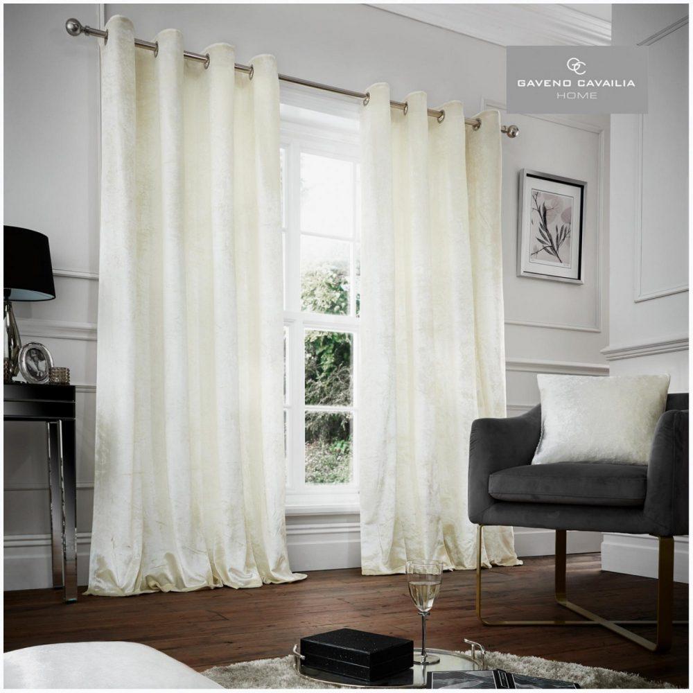 31148975 crushed velvet curtain 66x72 cream 1 3