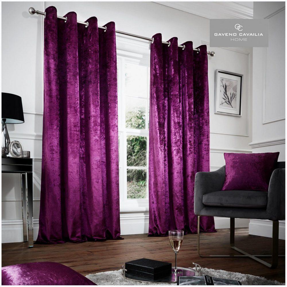 31149019 crushed velvet curtain 66x72 aubergine 1 2