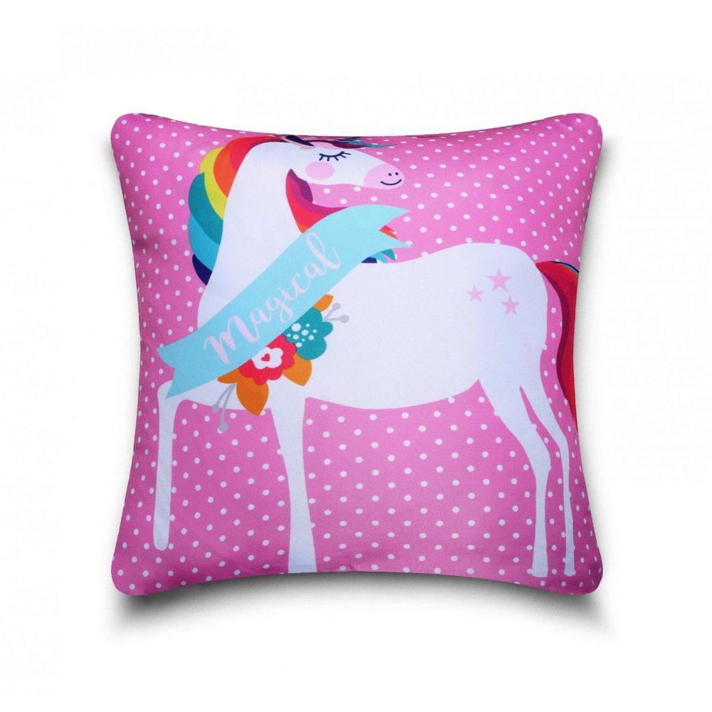 31163527 kids cushion cover unicorn 1 1
