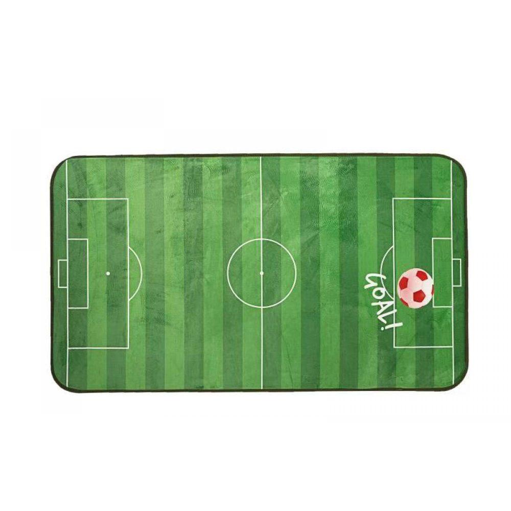 31163565 kids printed rug football red 1 1