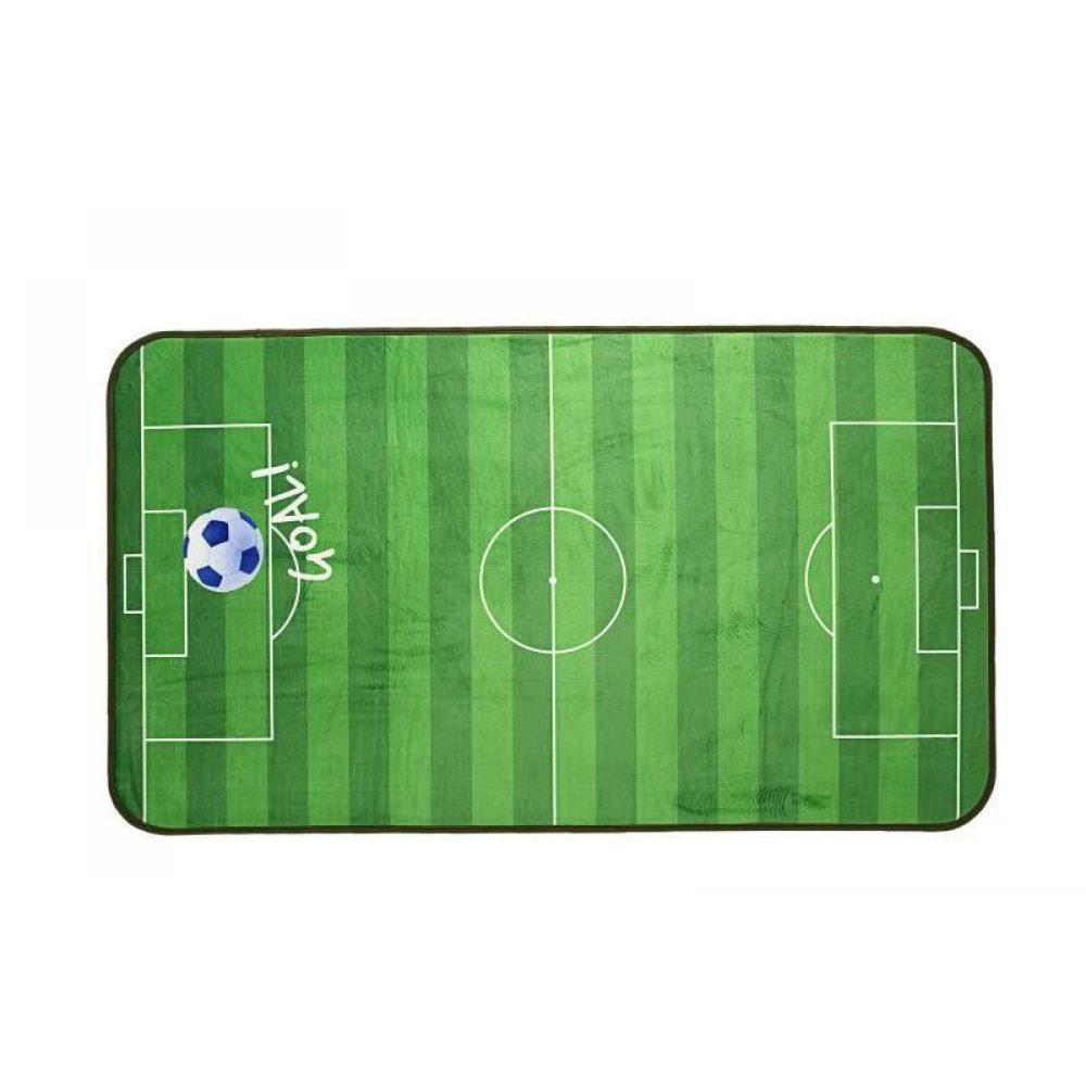 31163572 kids printed rug football blue 1 1
