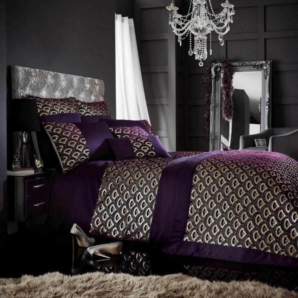 31167600 tessella cushion cover 30x50 purple 1 1