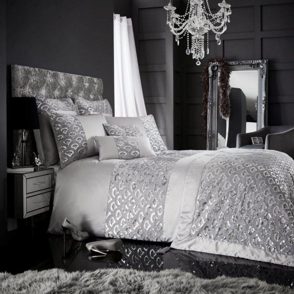 31167846 tessella cushion cover 30x50 silver 1 1