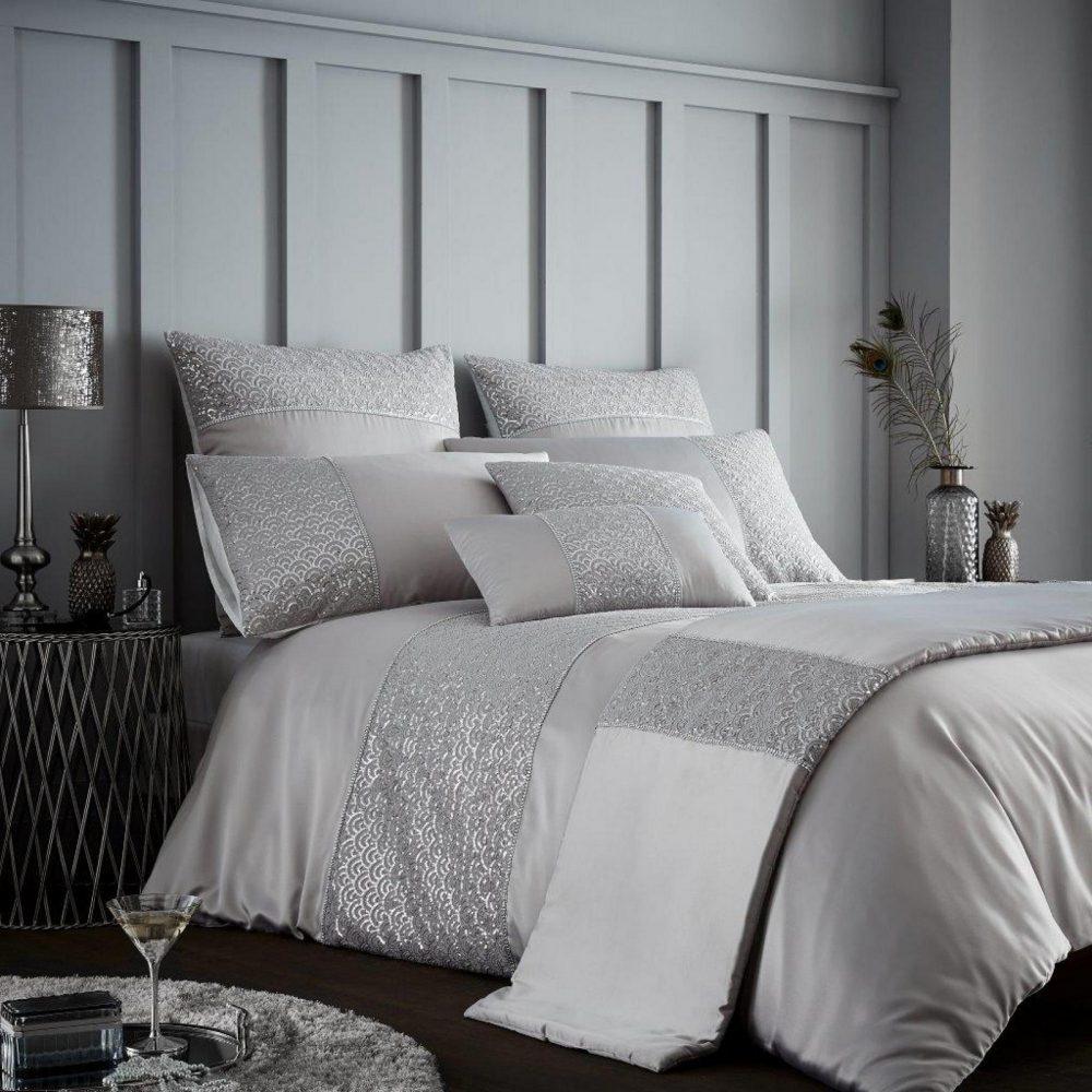 31168409 horimono cushion cover 30x50 silver 1 2