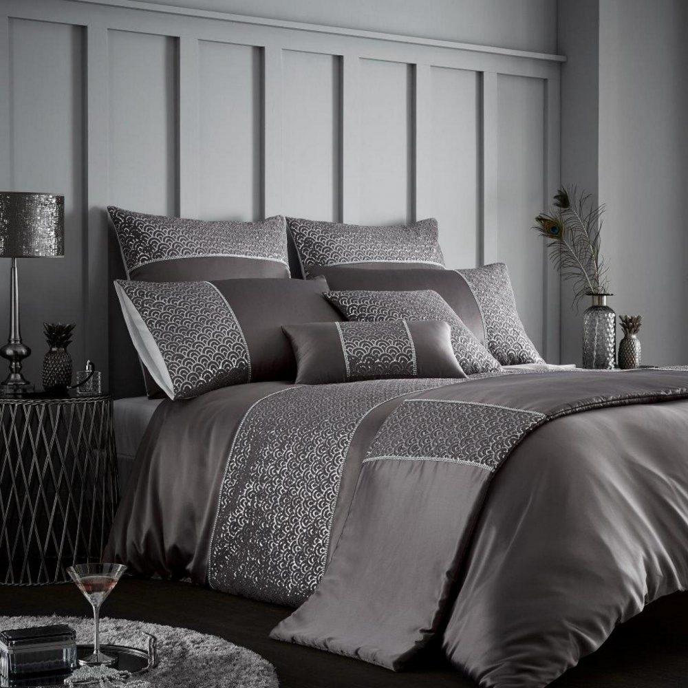 31168485 horimono cushion cover 30x50 charcoal 1 2