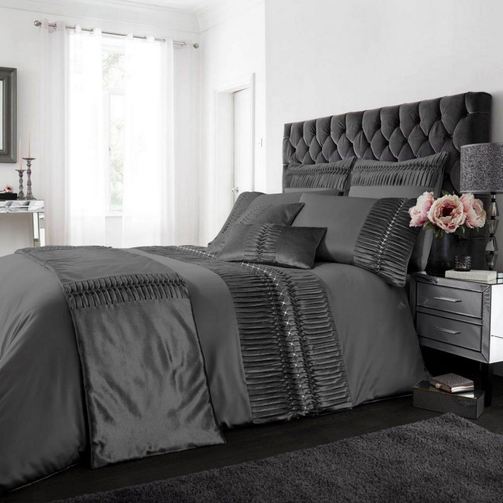 31168720 porto cushion cover 30x50 charcoal 1 2