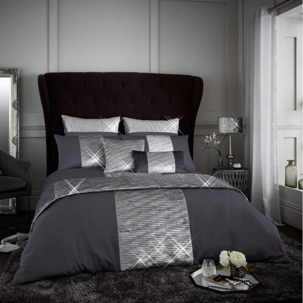 31169208 aranami cushion cover 30x50 charcoal 1 2