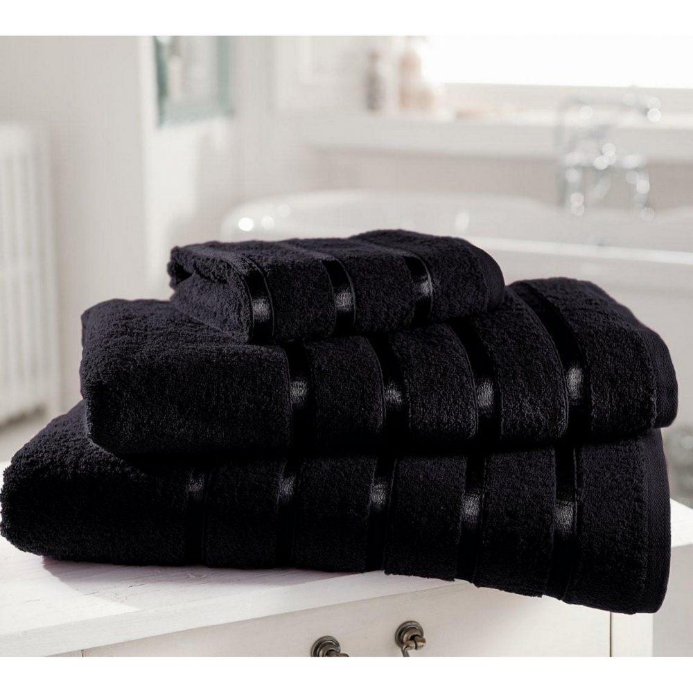 41041047 kensington bath sheet black 1