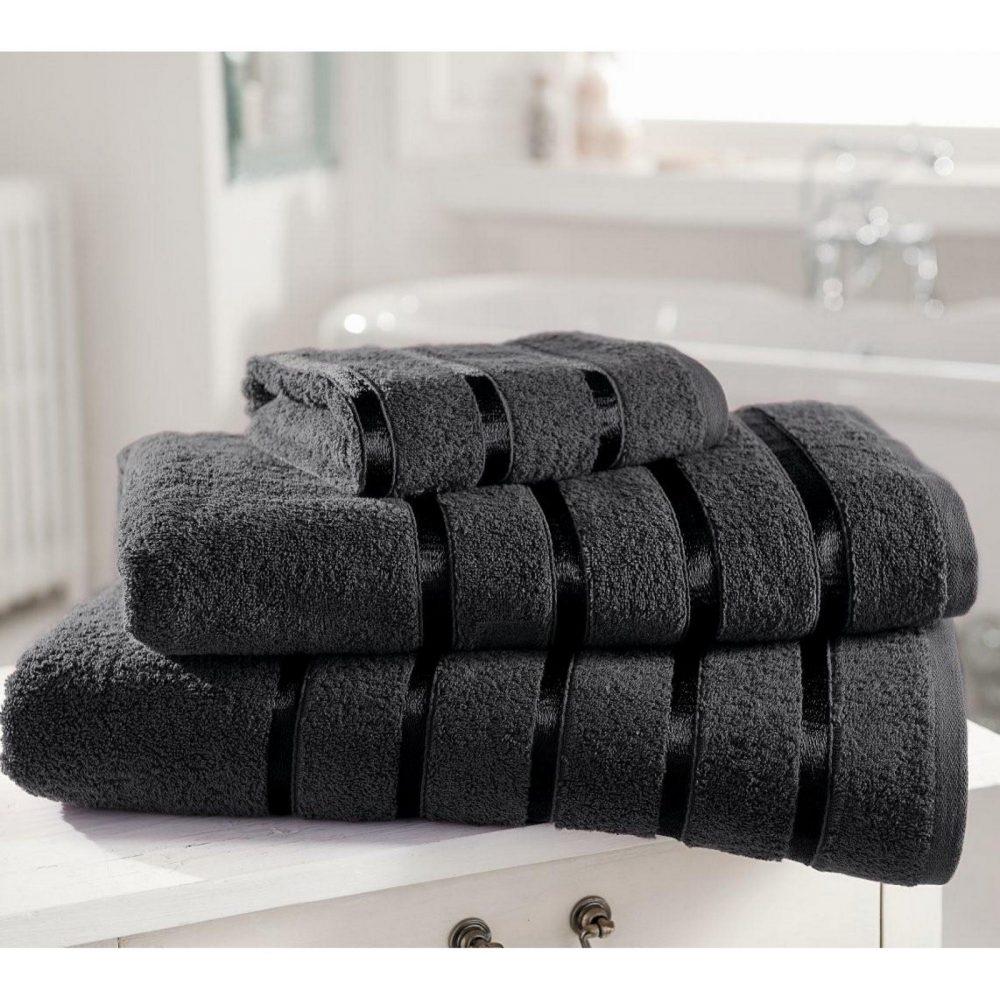 41041054 kensington bath sheet dark grey 1