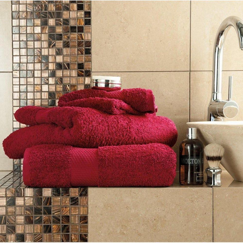 41044703 miami bath sheet 90x140 wine red 1