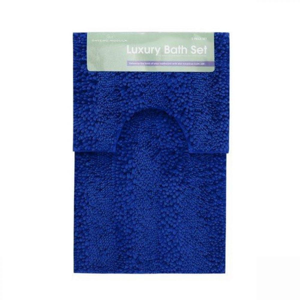 41109327 chunky loop bath set royal blue 1 3