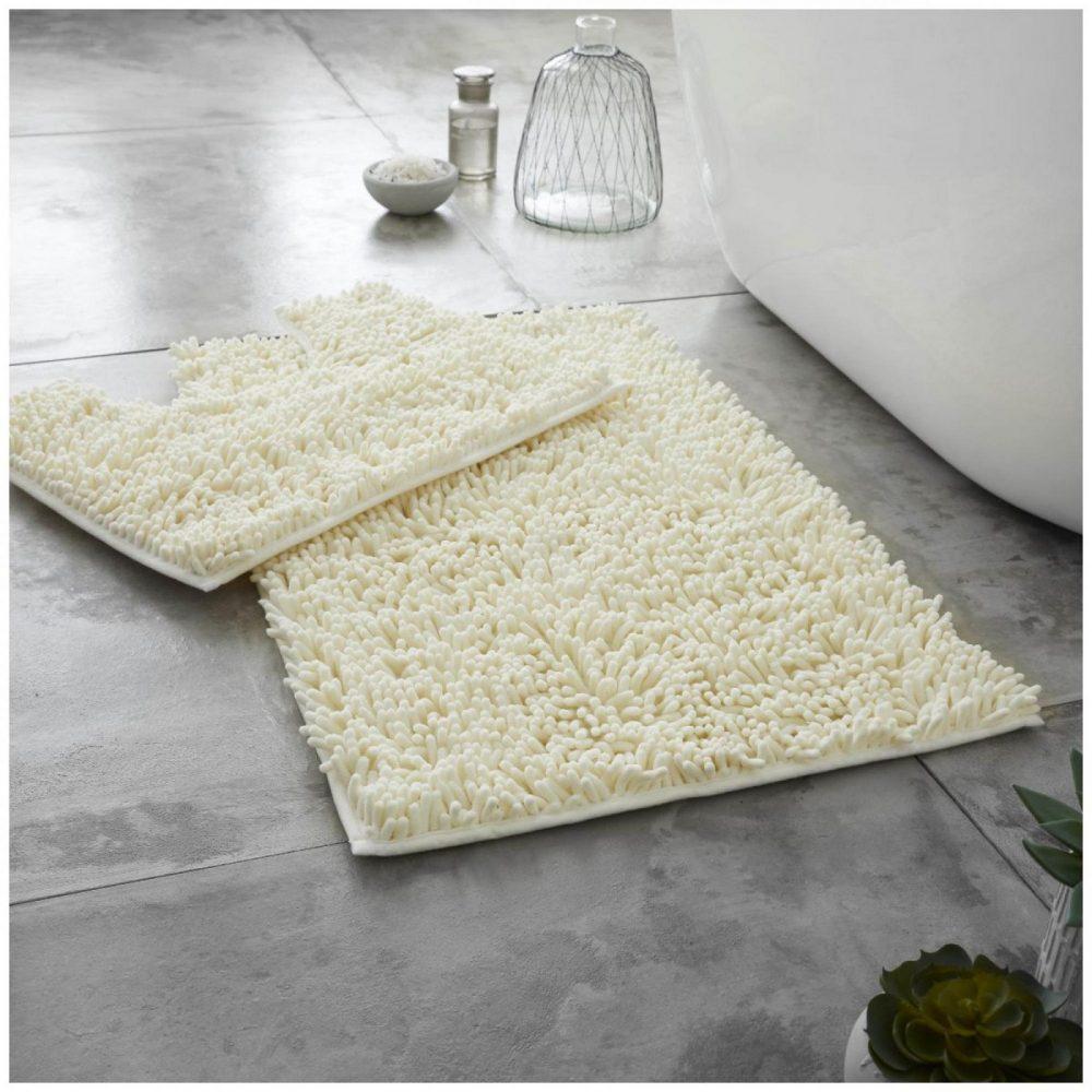41117407 extra large loop bath set cream 1 2