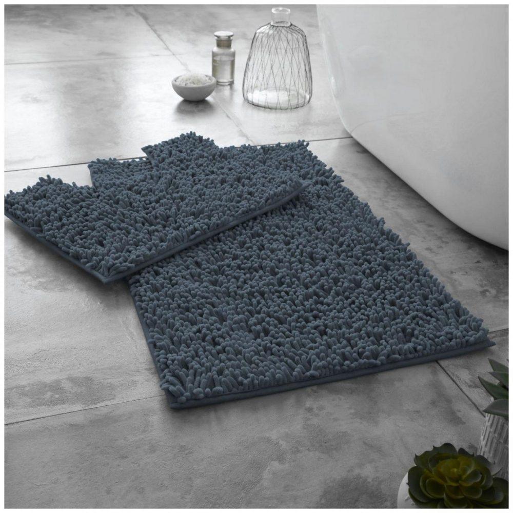 41117414 extra large loop bath set dark grey 1 2
