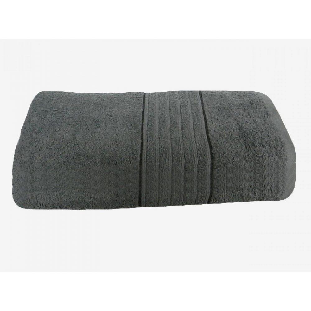 41148364 bath sheet hampton charcoal 1