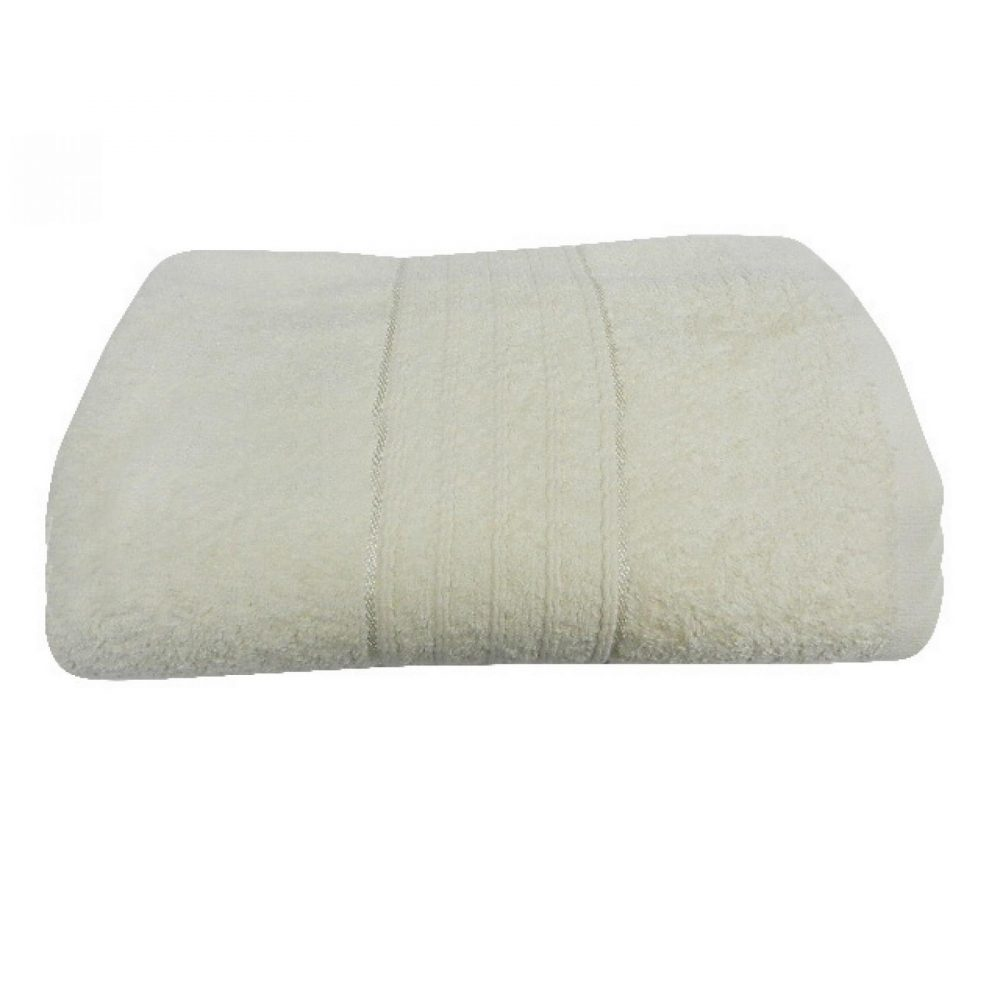 41148371 bath sheet hampton cream 1