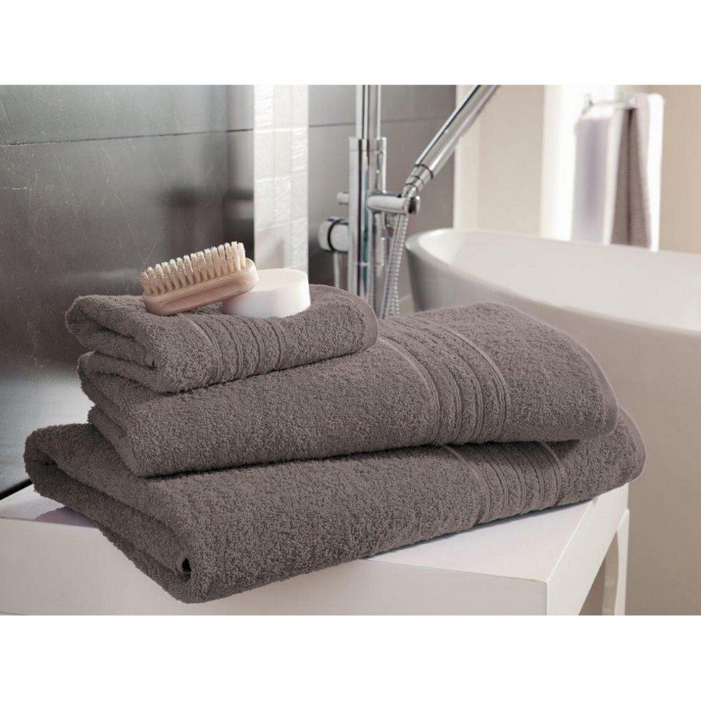 41148463 bath sheet hampton silver grey 1