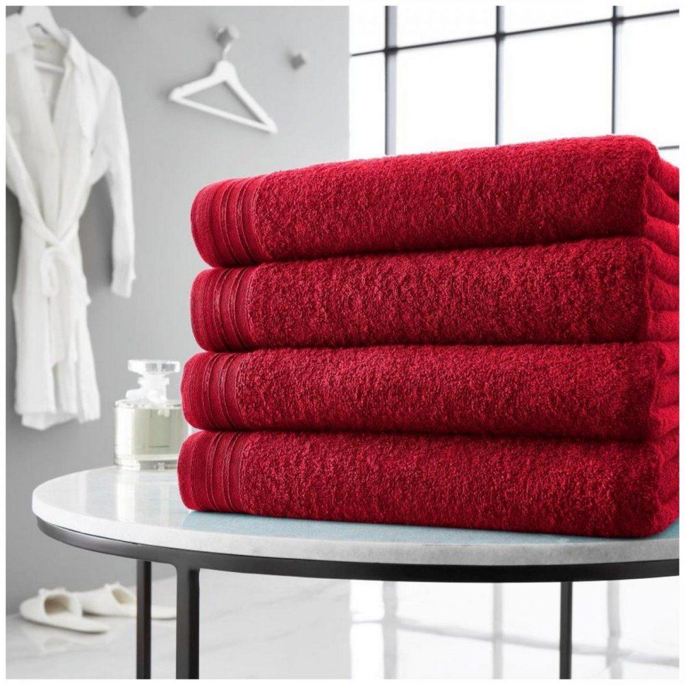41358251 4pk wilsford bath sheet 75x135 red 1 3
