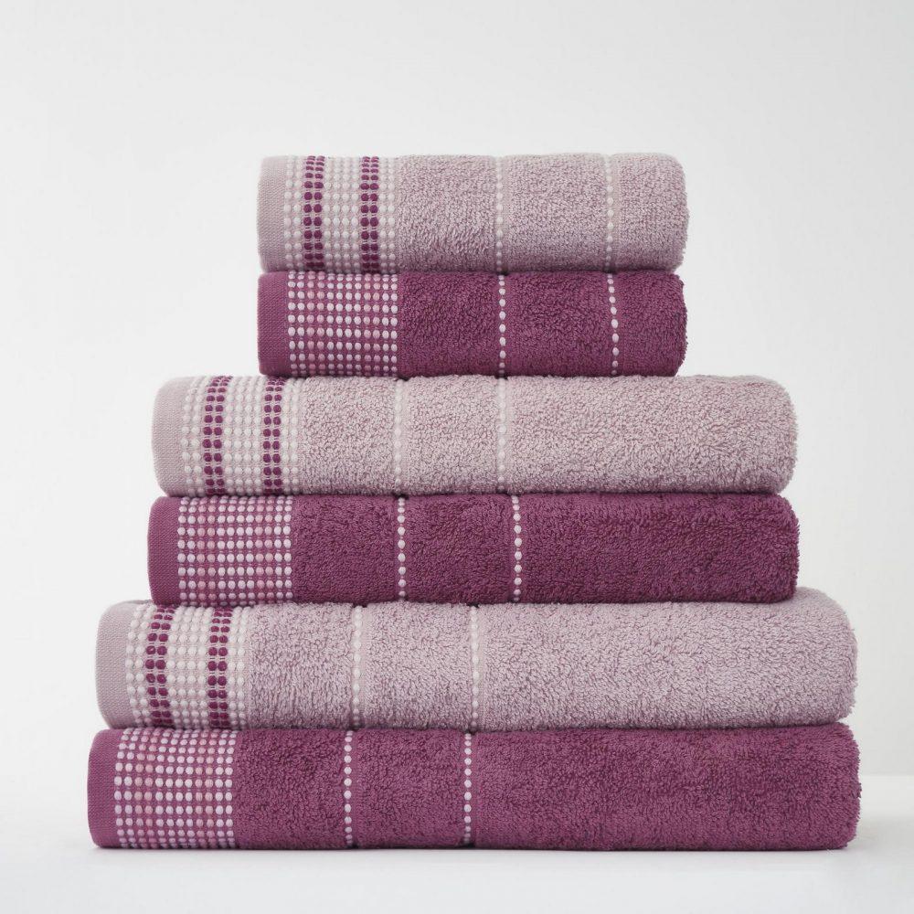 41363149 2pk dalby towel bath sheet pink 1