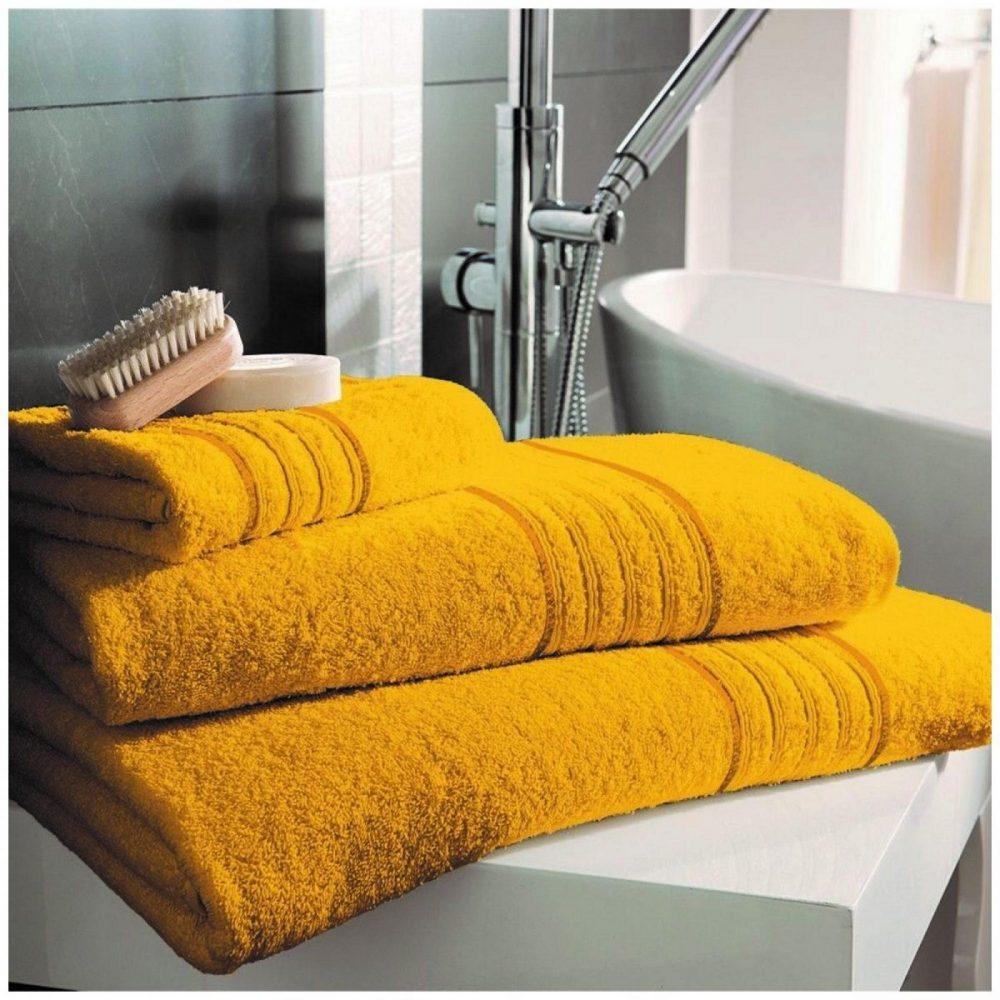 41373513 bath sheet hampton ochre 1