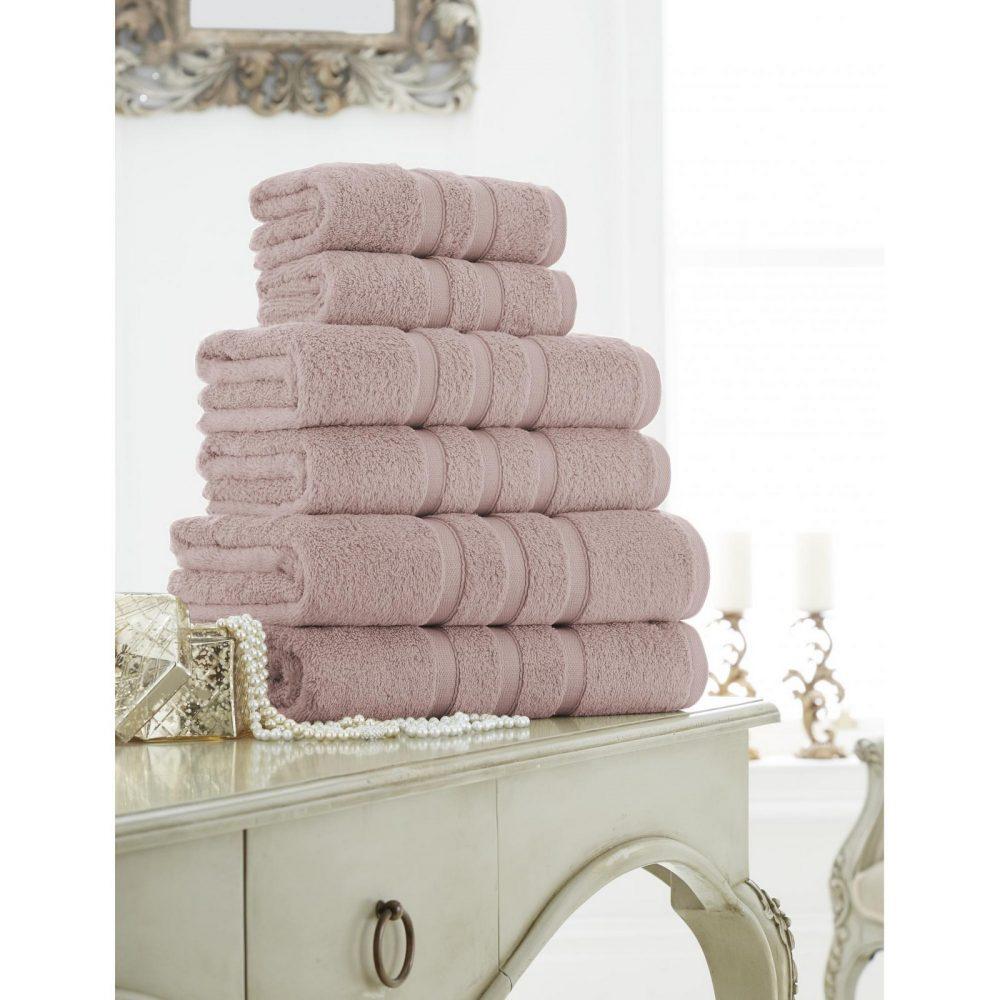 41373629 zero twist bath sheet blush pink 1