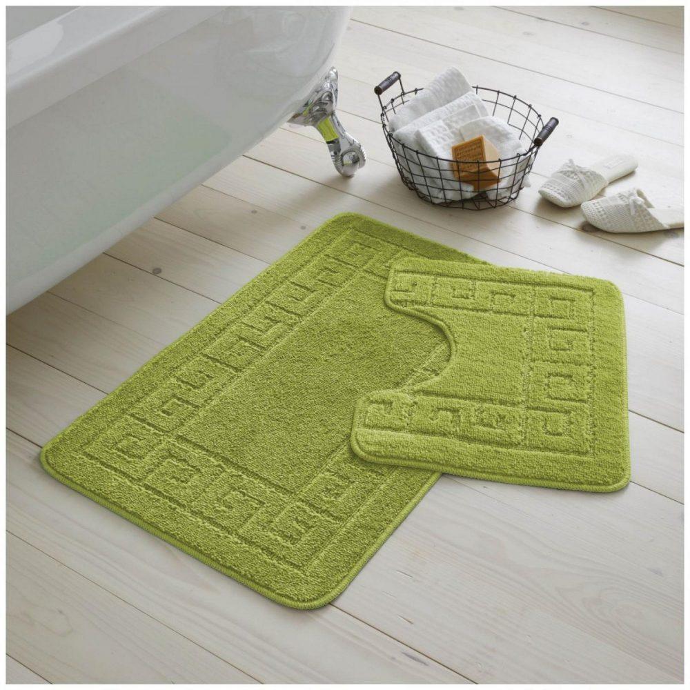 42070207 2pc hanger pack greek bath mat green 1 2