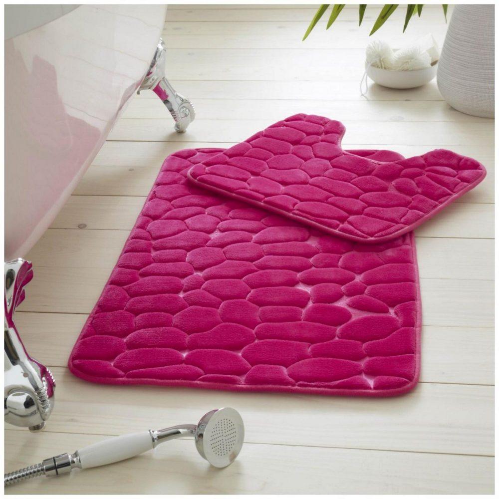 42117698 2pc pebble memory bath set pink 1 3