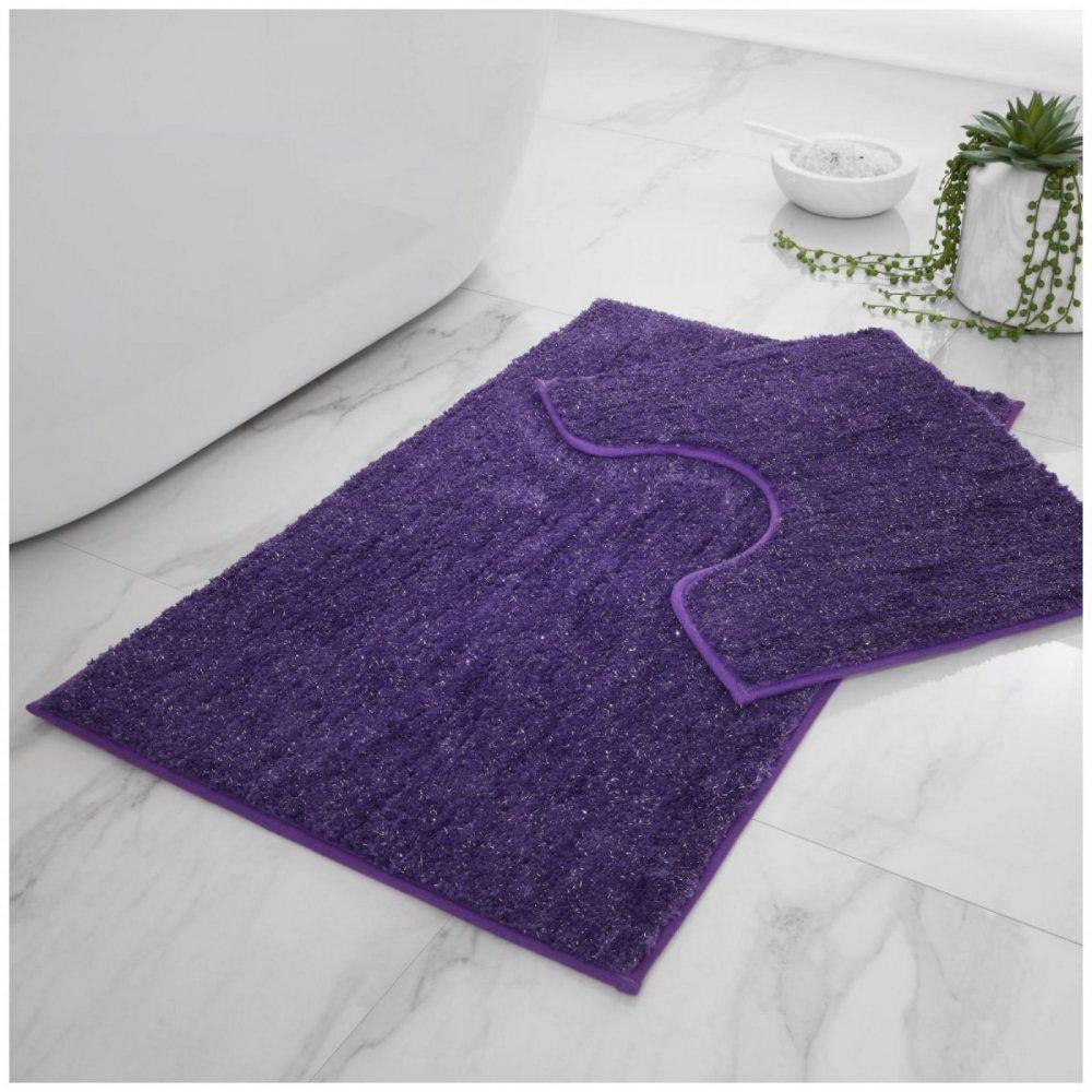 42137009 2 pc bath set shiny purple 1 4
