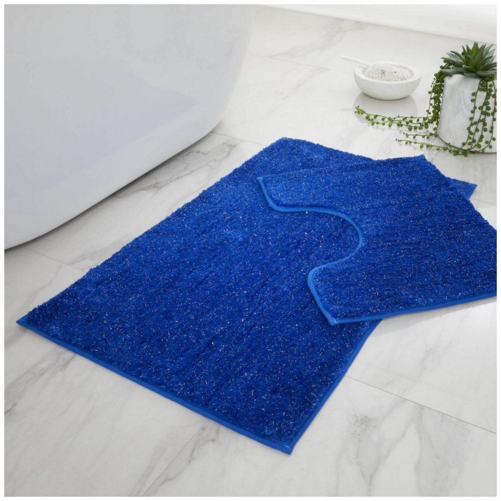 42137061 2 pc bath set shiny royal blue 1 4